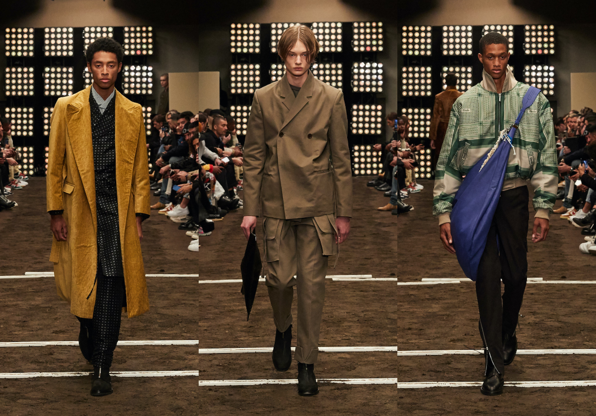 PFW: RHUDE Autumn/Winter 2020 Collection