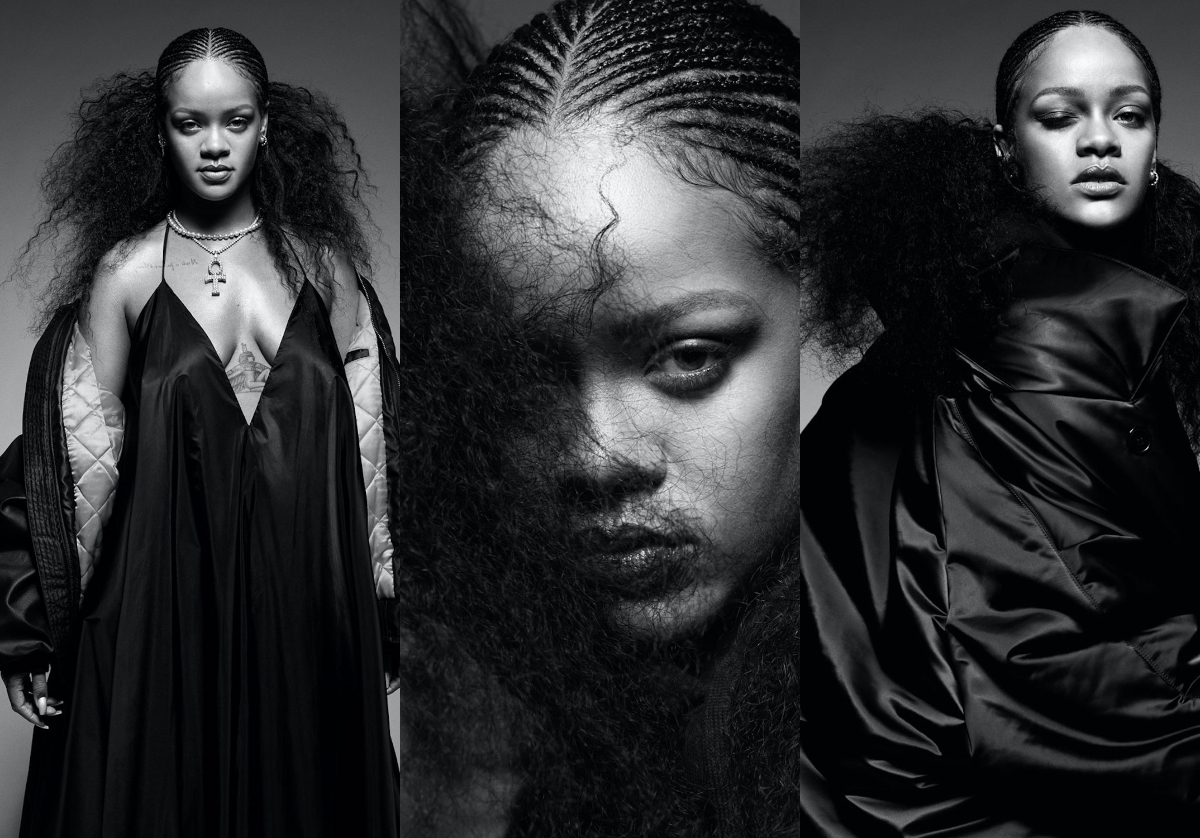 "Rihanna & i-D Magazine Celebrate 40th Anniversary with ""Rihannazine"" Issue"