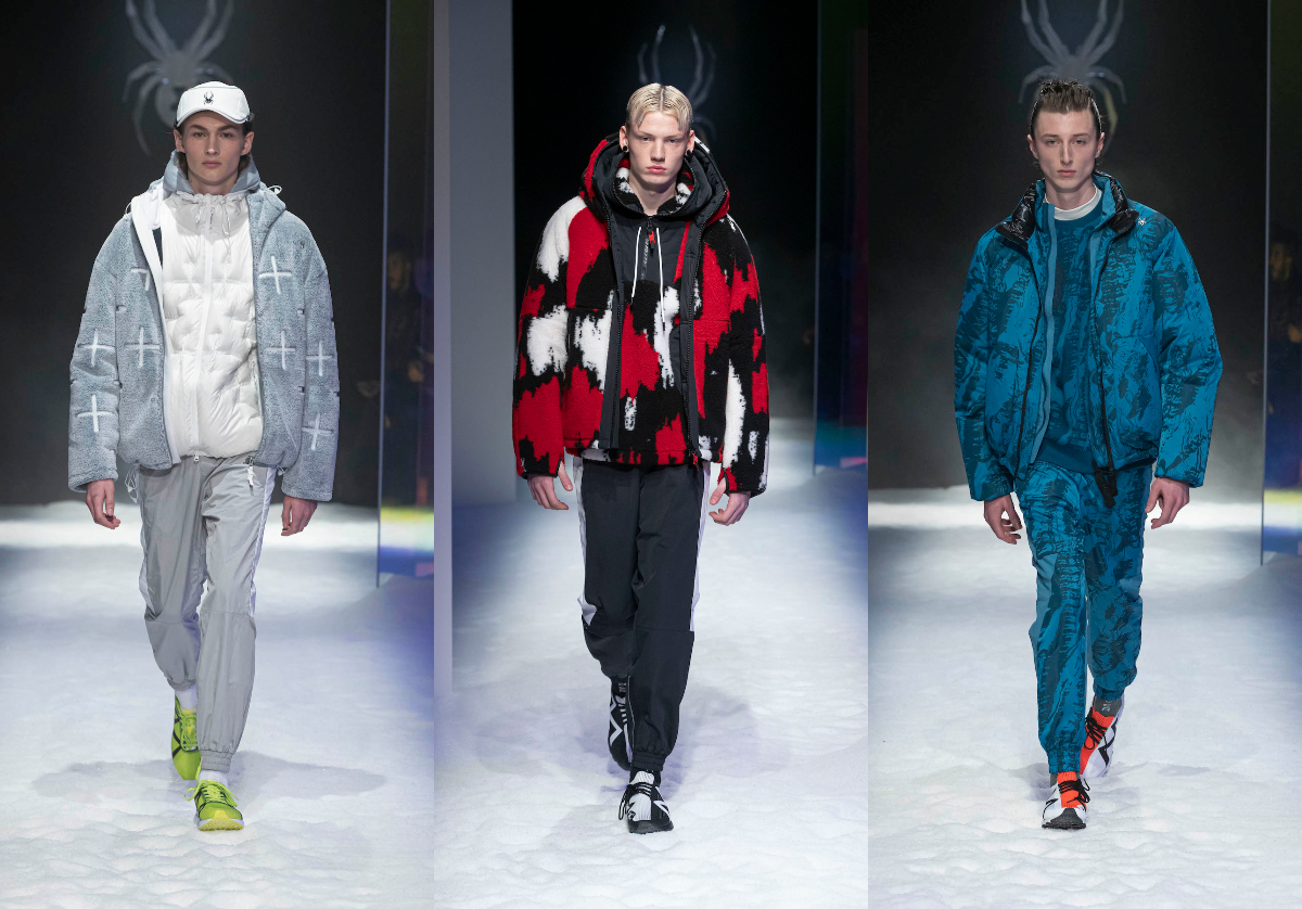 MFW: Spyder Autumn/Winter 2020 Collection
