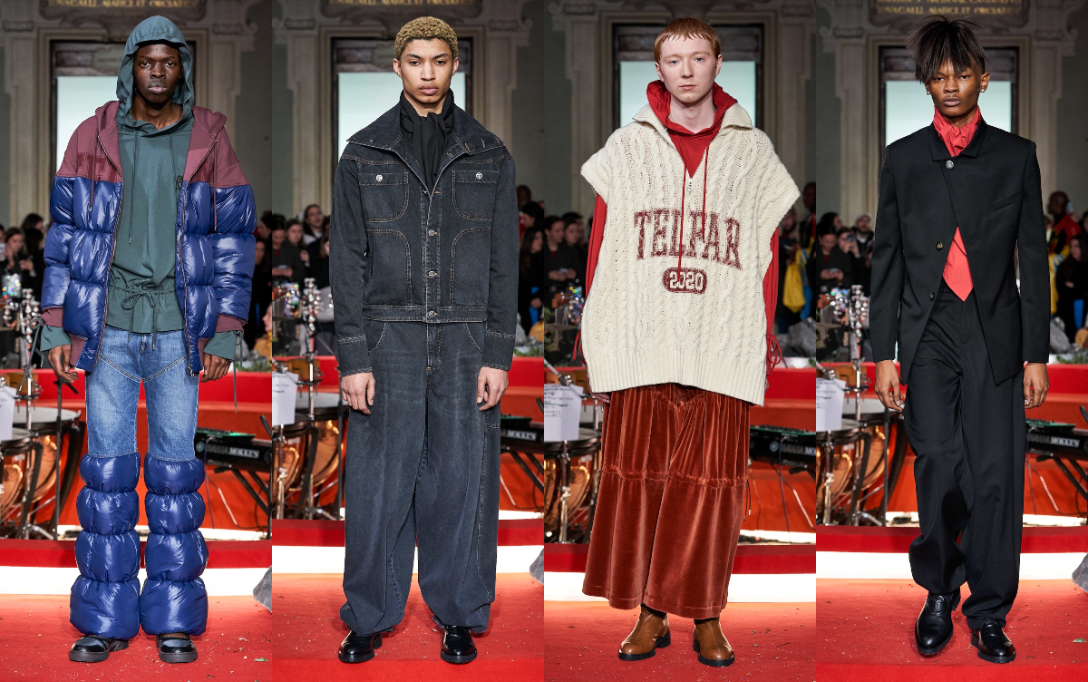 Pitti Uomo: Telfar Autumn/Winter 2020 Collection