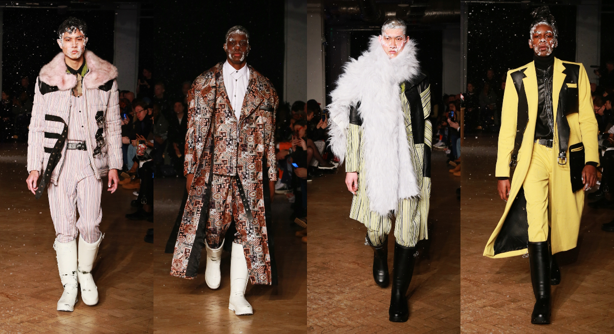 LFWM: Tokyo James Autumn/Winter 2020 Collection