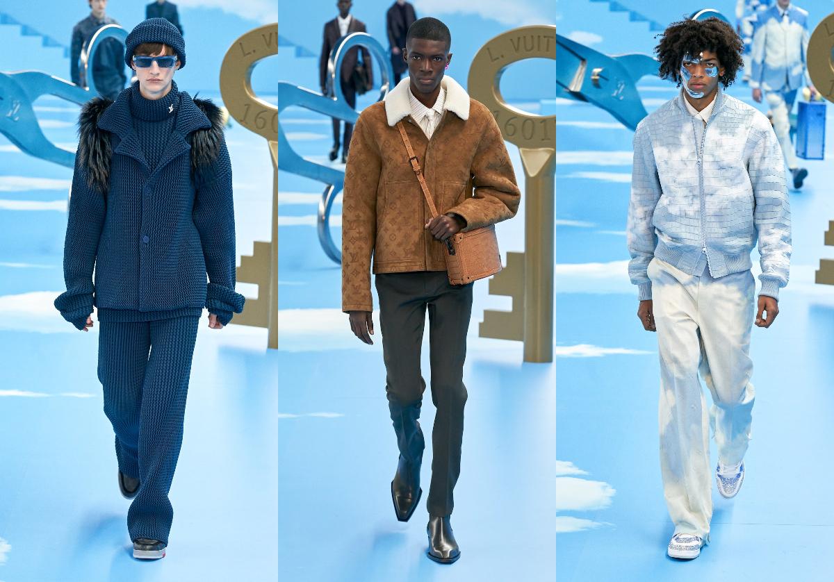 PFW: Louis Vuitton Menswear Autumn/Winter 2020 Collection