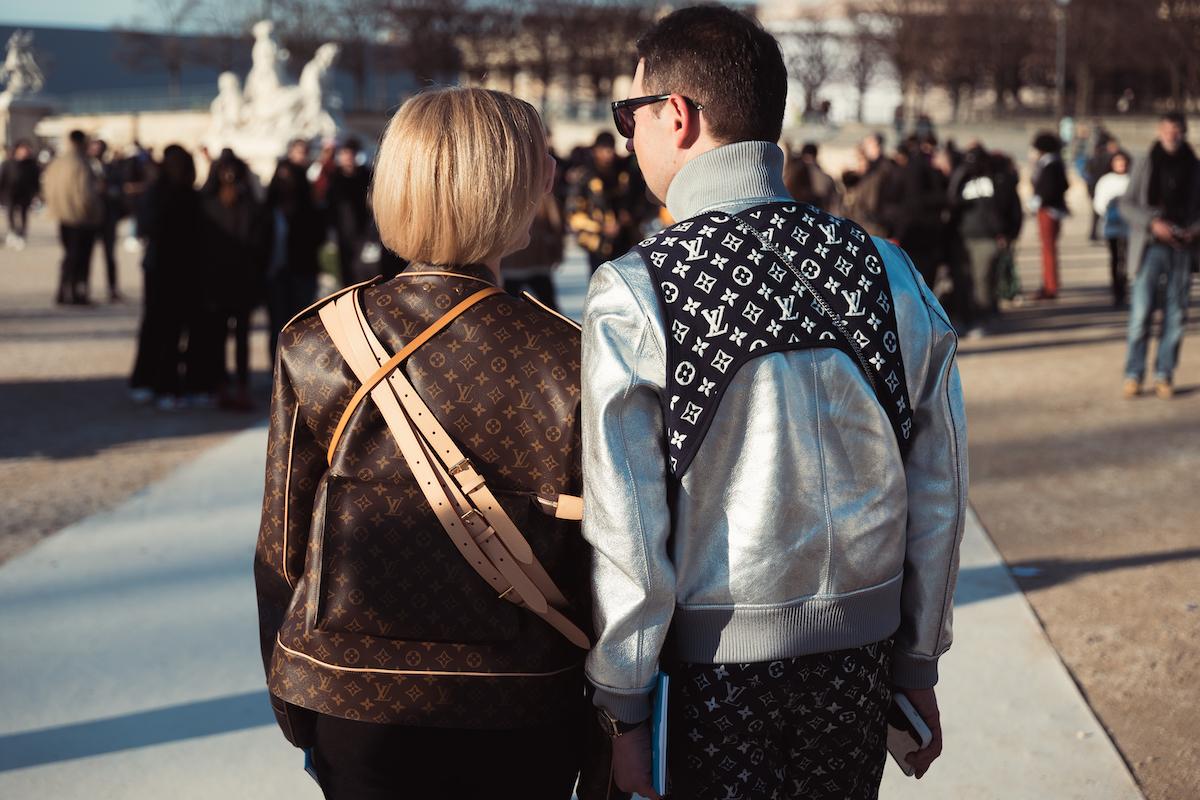 Street Style Shots: Paris Fashion Week Men's Day 2