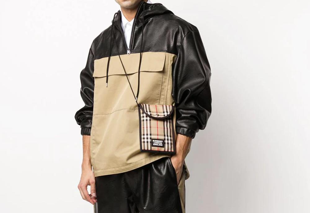 PAUSE or Skip: Burberry Check Micro Crossbody Bag