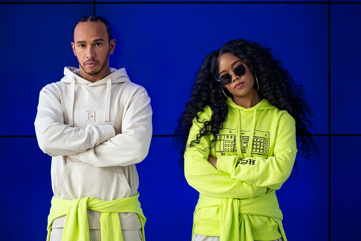 Tommy Hilfiger & Lewis Hamilton Tap H.E.R for Fourth Collaboration