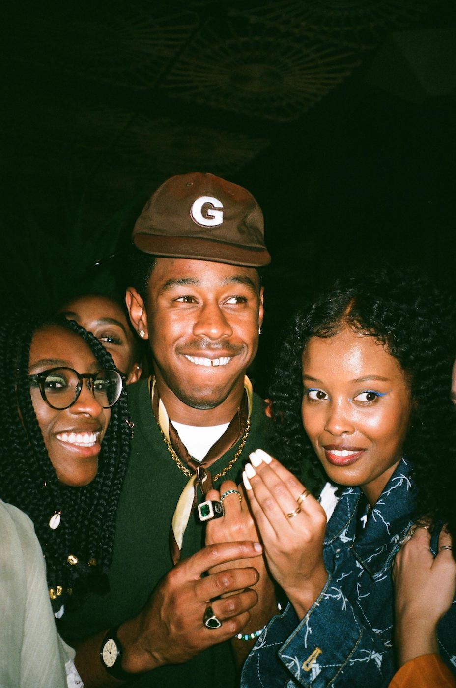 See What Went Down At The LOVE Magazine LFW After Party