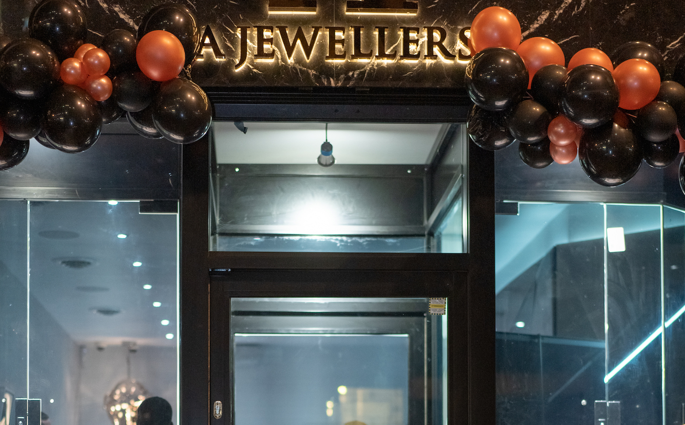A Jewellers Launch New Flagship Store In Hatton Garden