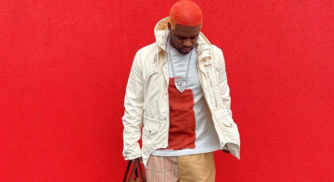 SPOTTED: A$AP Ferg Rocks Two-Tone Pants & Converse All-Stars