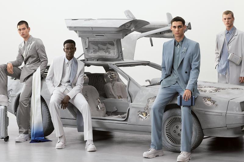 Dior Unveils Daniel Arsham Collaboration In New SS20 Collection Campaign