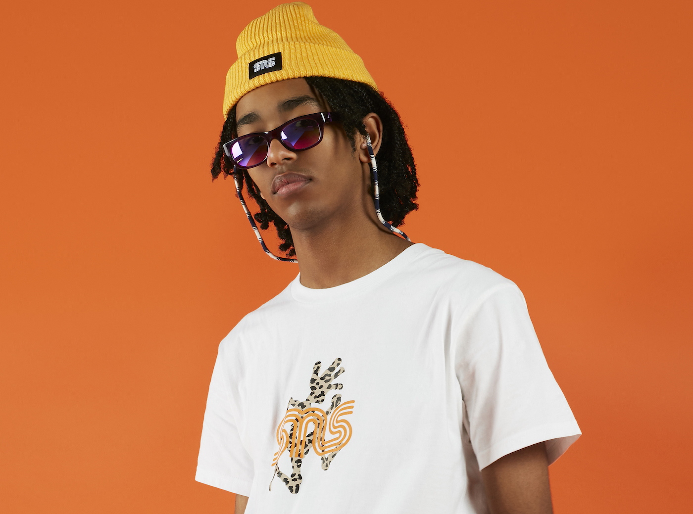 Sneakersnstuff & Gramicci Debut An Exclusive Animal Print Collection