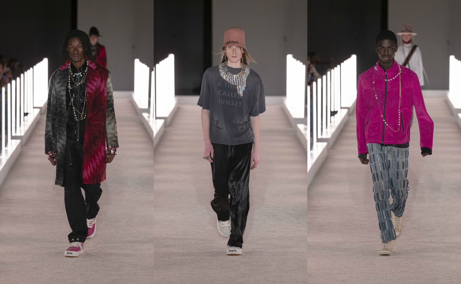 NYFW: Palm Angels Autumn/Winter 2020 Collection