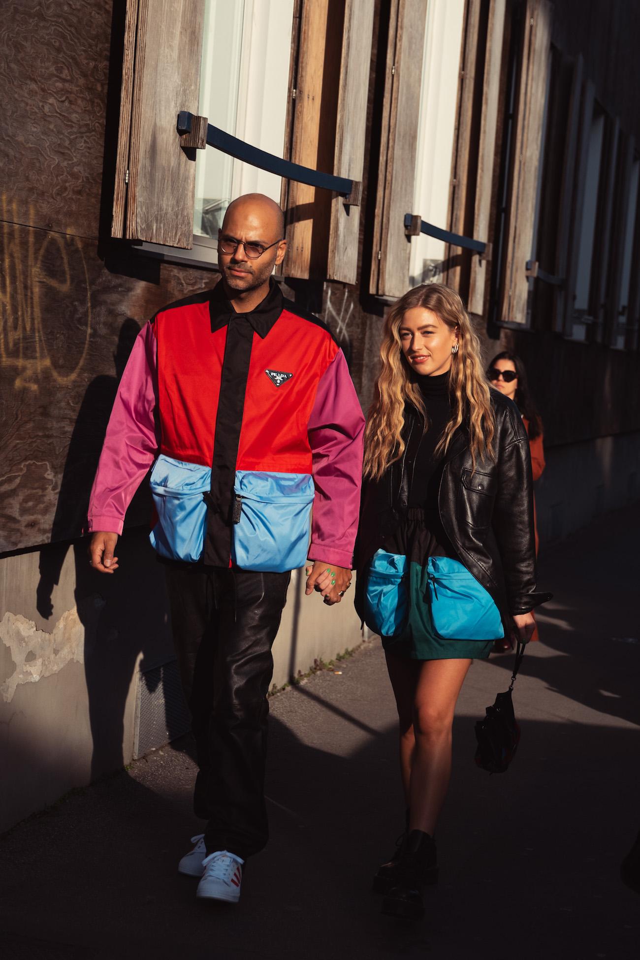 Street Style Shots: Milan Fashion Week Day 3