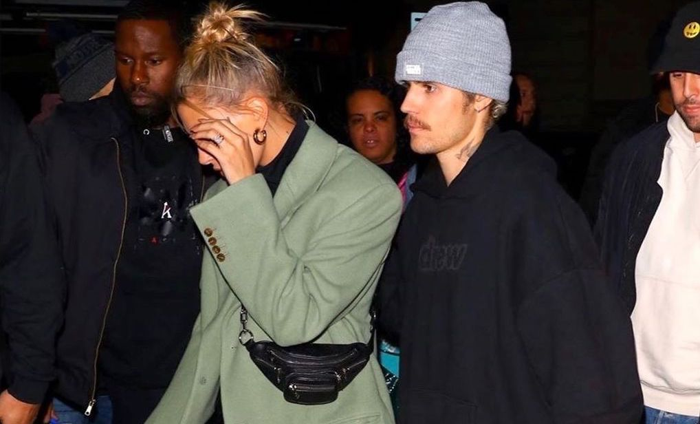 SPOTTED: Justin and Hailey Bieber Pull Off Couple Looks In New York