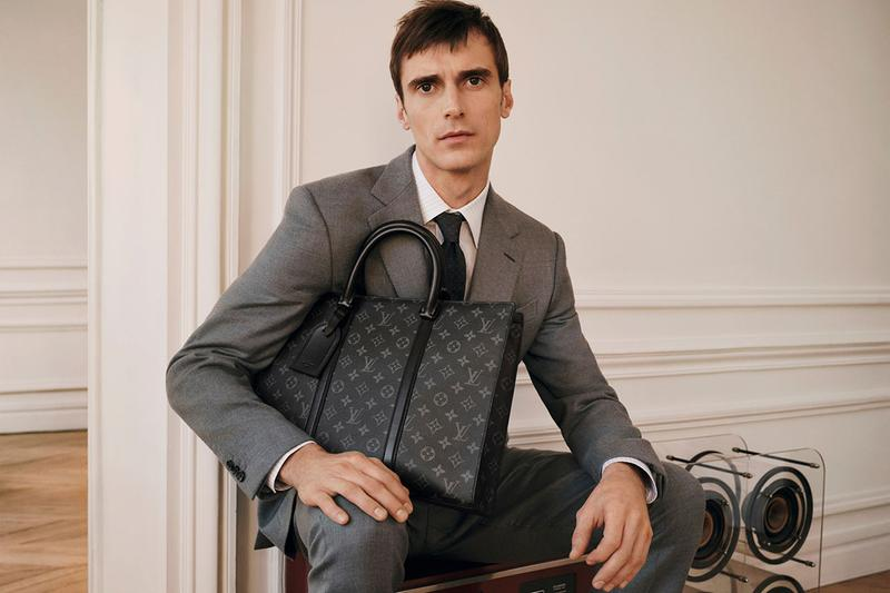 Louis Vuitton Redesigns Business Accessories For Latest Collection