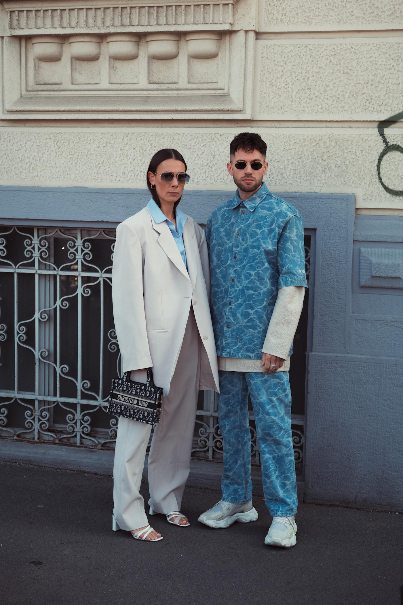 Street Style Shots: Milan Fashion Week Day 4
