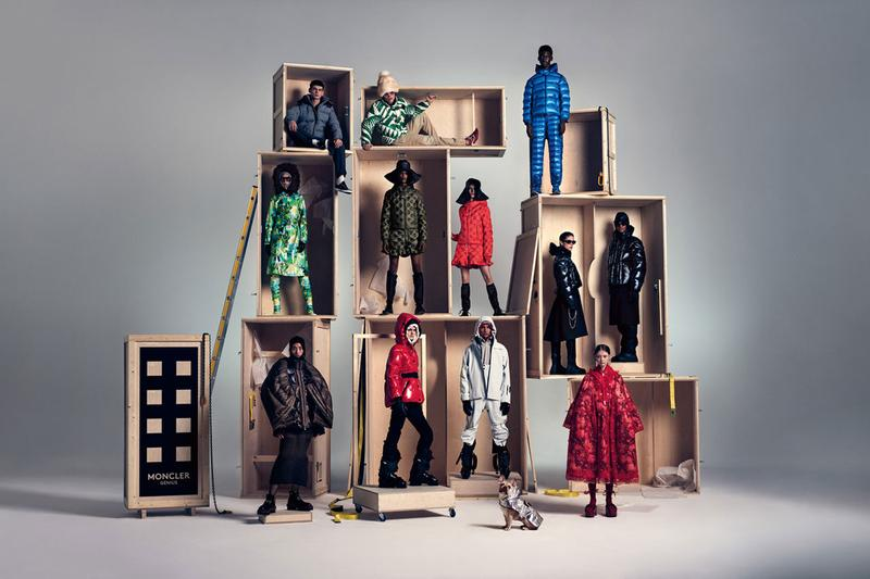 JW Anderson & RIMOWA Will Be The Next Moncler Genius Collaborations