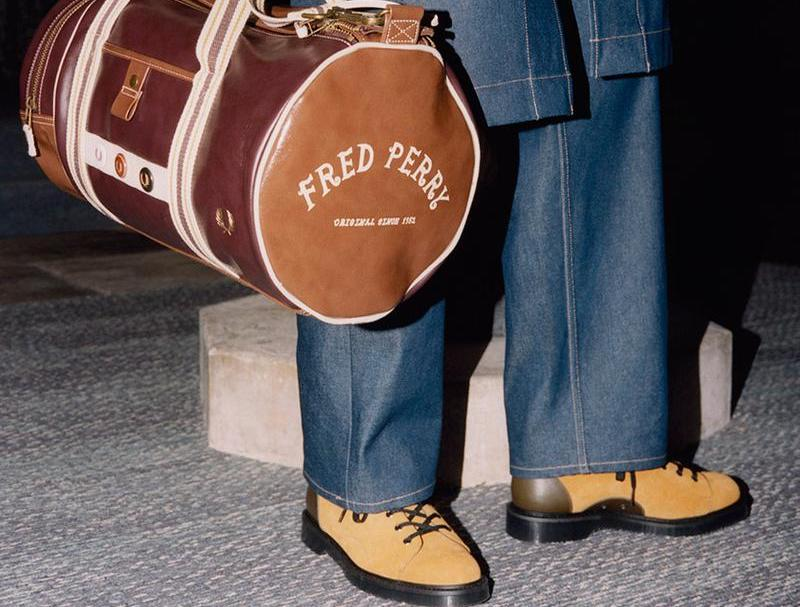 Fred Perry Taps Nicholas Daley For Spring/Summer 2020 Capsule
