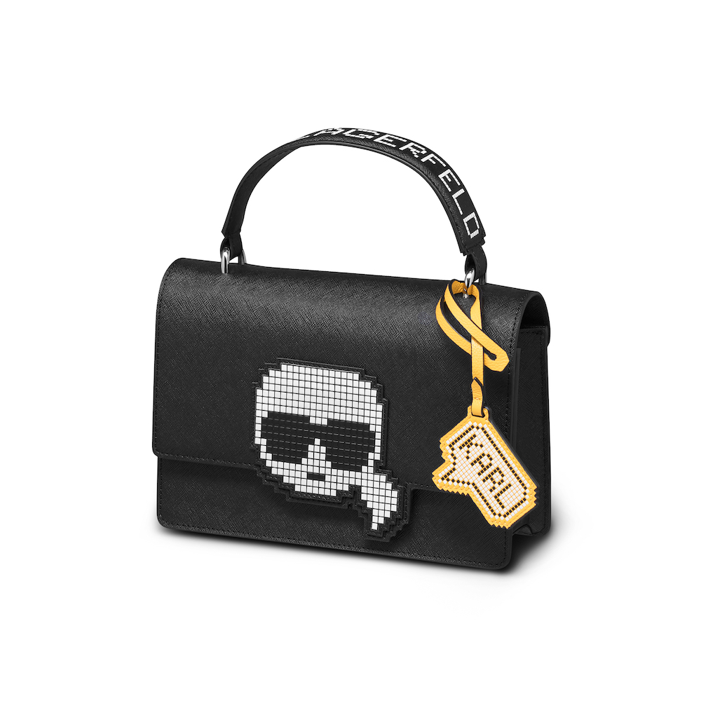 Karl Lagerfeld launch Game inspired by Spring 2020 Pixel Collection
