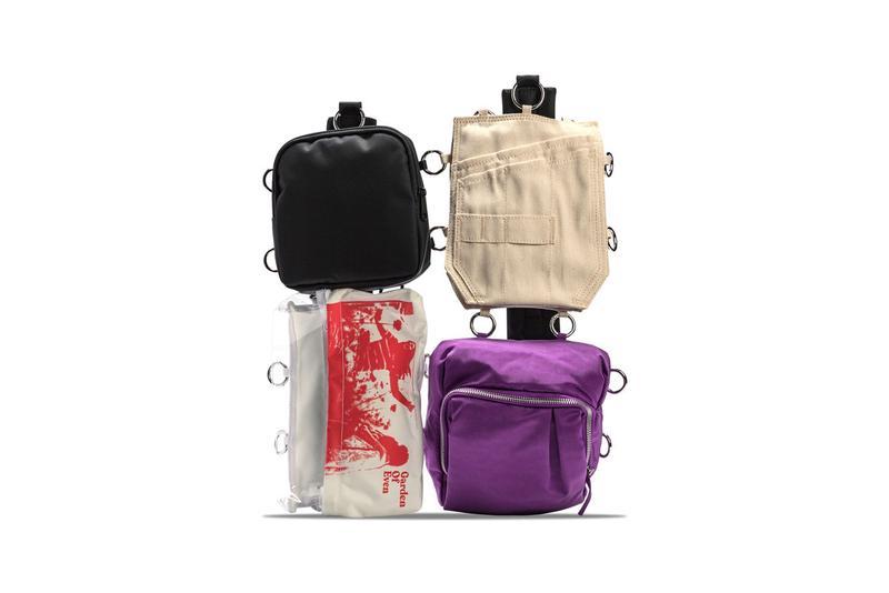 Raf Simons and Eastpak Drop New Coloursways of Unique Bag