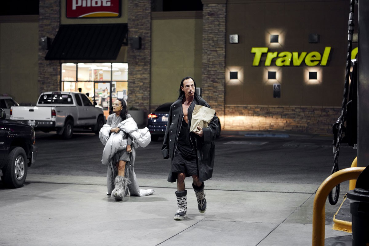 Moncler Announces New Collaboration With Rick Owens