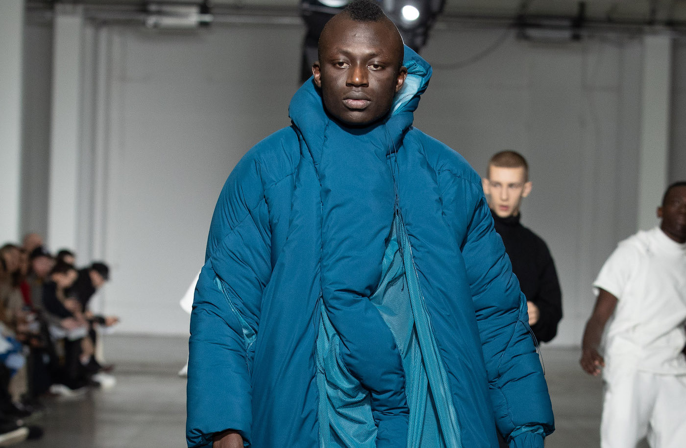 LFW: Saul Nash Autumn/Winter 2020 Collection