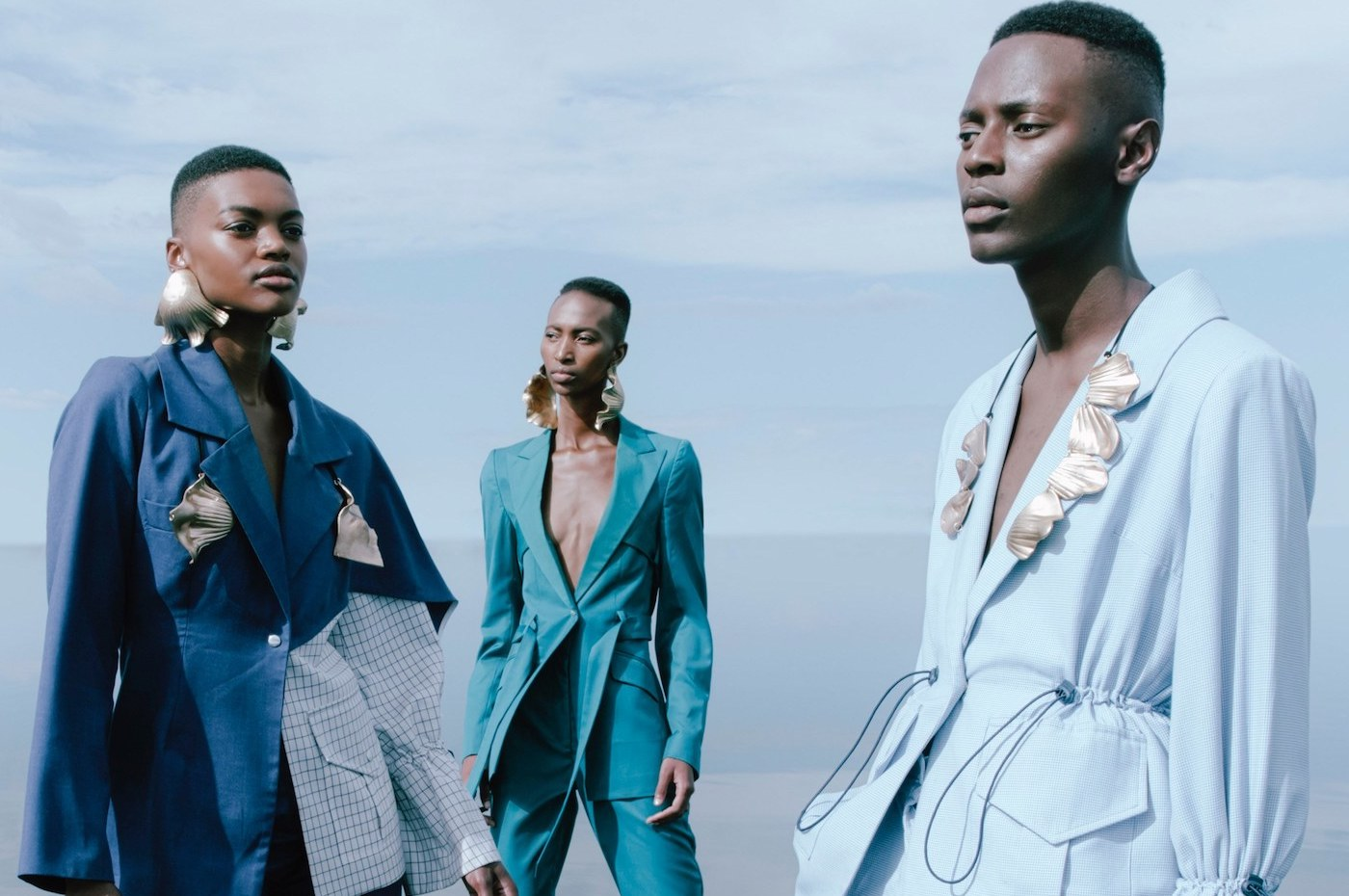 PFW: Thebe Magugu Autumn/Winter 2020 Collection