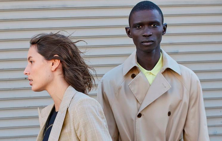 J.Lindeberg Highlight Tailoring Essentials in Spring/Summer 2020 Campaign