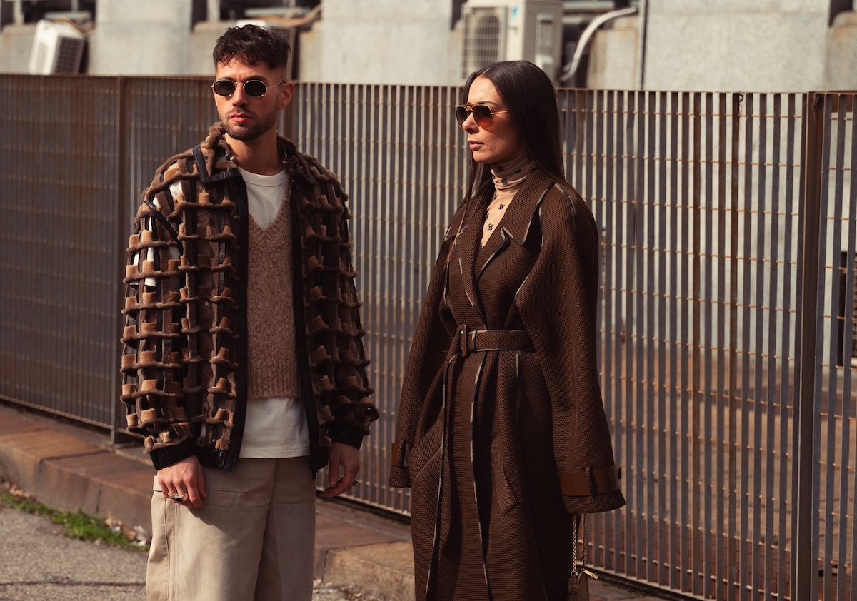 Street Style Shots: Milan Fashion Week Day 2