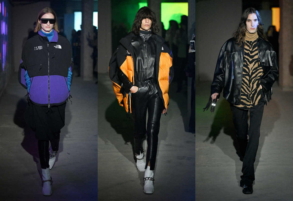 LFW: Maison Margiela MM6 Autumn/Winter 2020 Collection