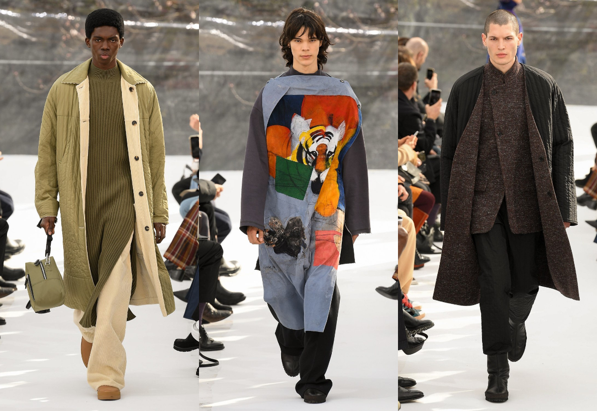 PFW: Kenzo Autumn/Winter 2020 Collection