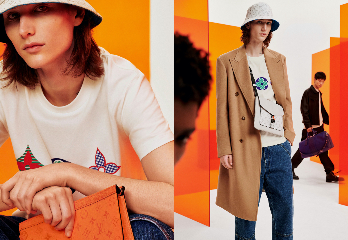 Louis Vuitton Release Bold Taïgarama SS20′ Lookbook