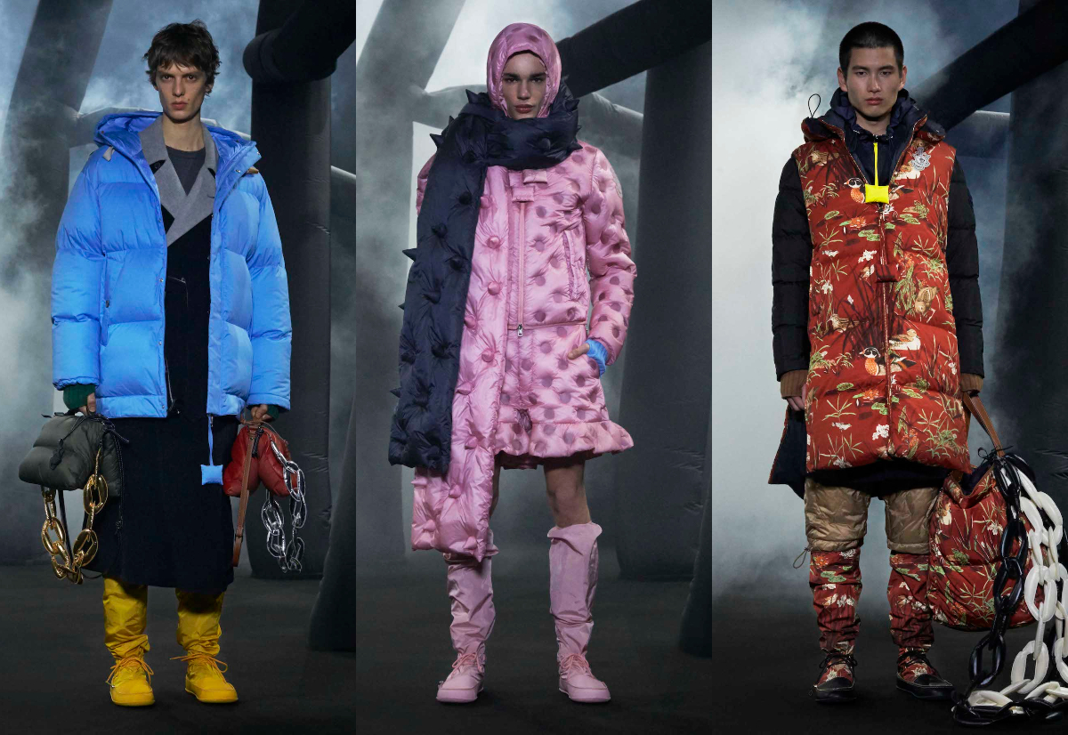 MFW: Moncler 1 JW Anderson Autumn/Winter 2020 Collection