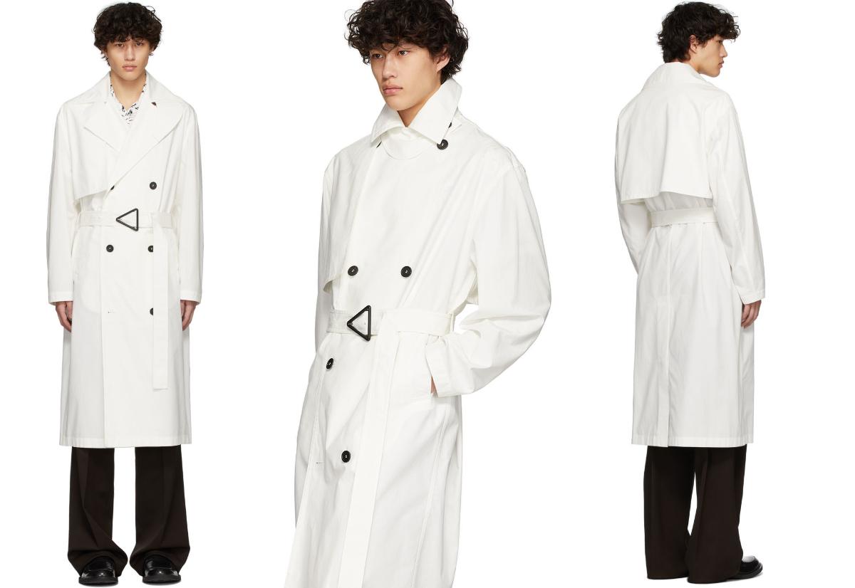 PAUSE or Skip: Bottega Veneta Oversized Trench Coat