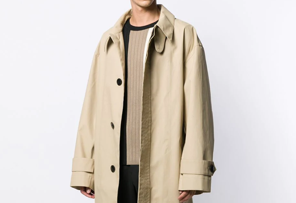 PAUSE or Skip: Ami Paris Oversized Trench Coat