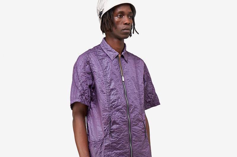 PAUSE or Skip: 1017 ALYX 9SM's Crinkle-Effect Nylon Shirt