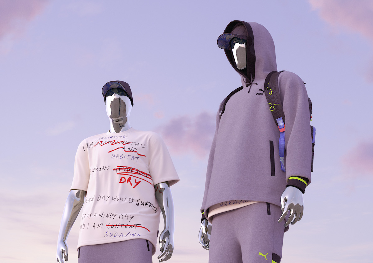 """Puma & Central Saint Martins Unveil Sustainable """"Day Zero"""" Collection"""
