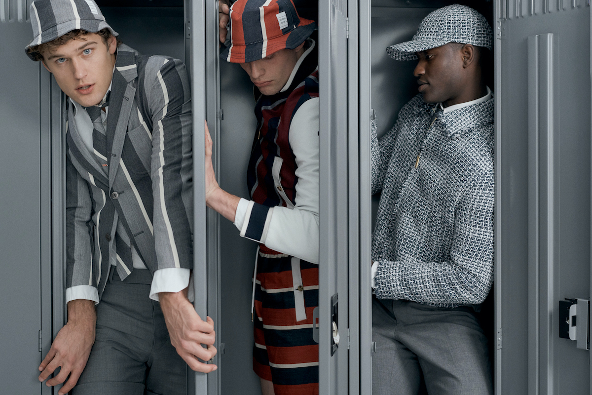 Thom Browne partners with Nordstrom for Concept 009 Collection