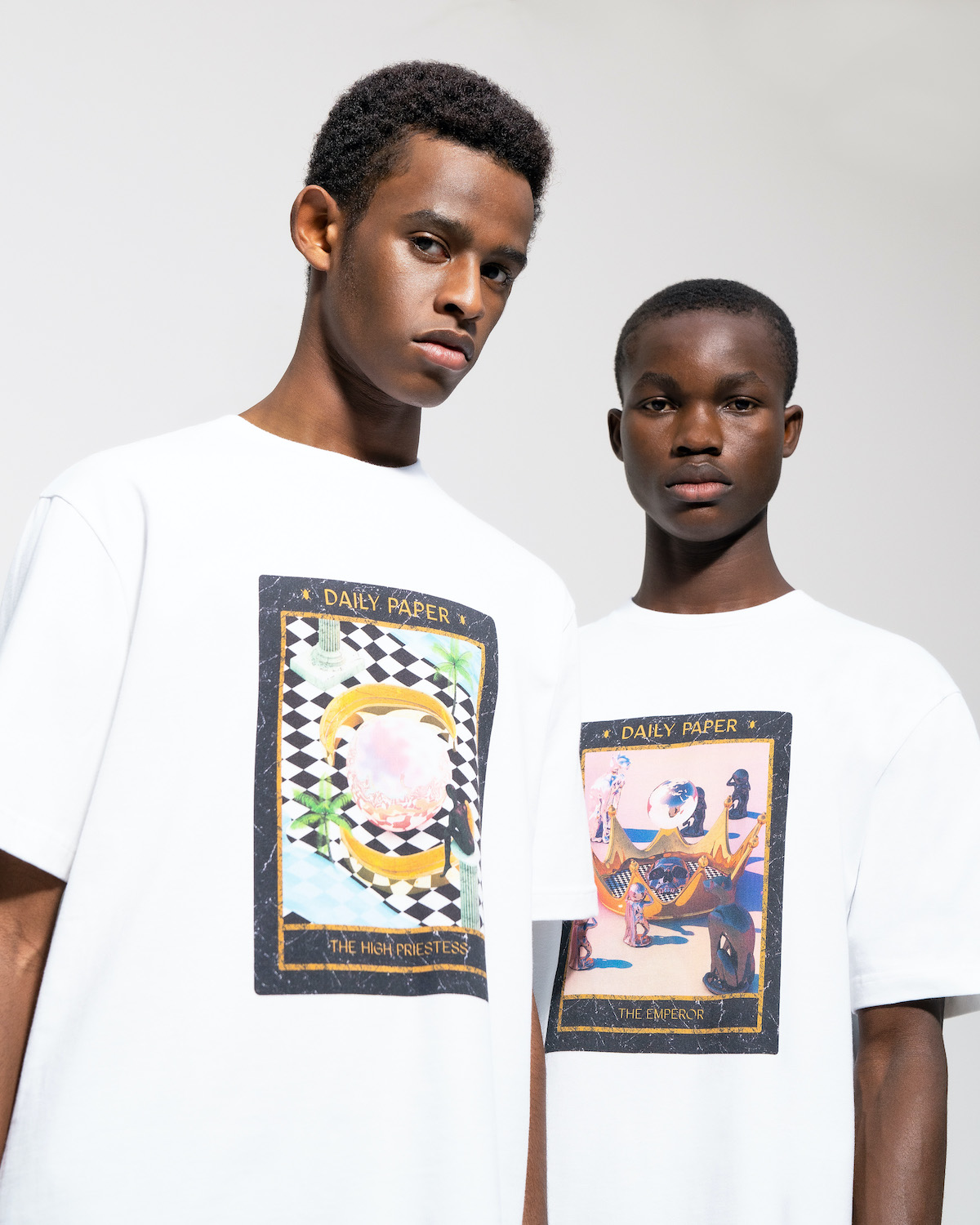 Daily Paper Unveil Collaborative Capsule with Ghanian Artist David Alabo