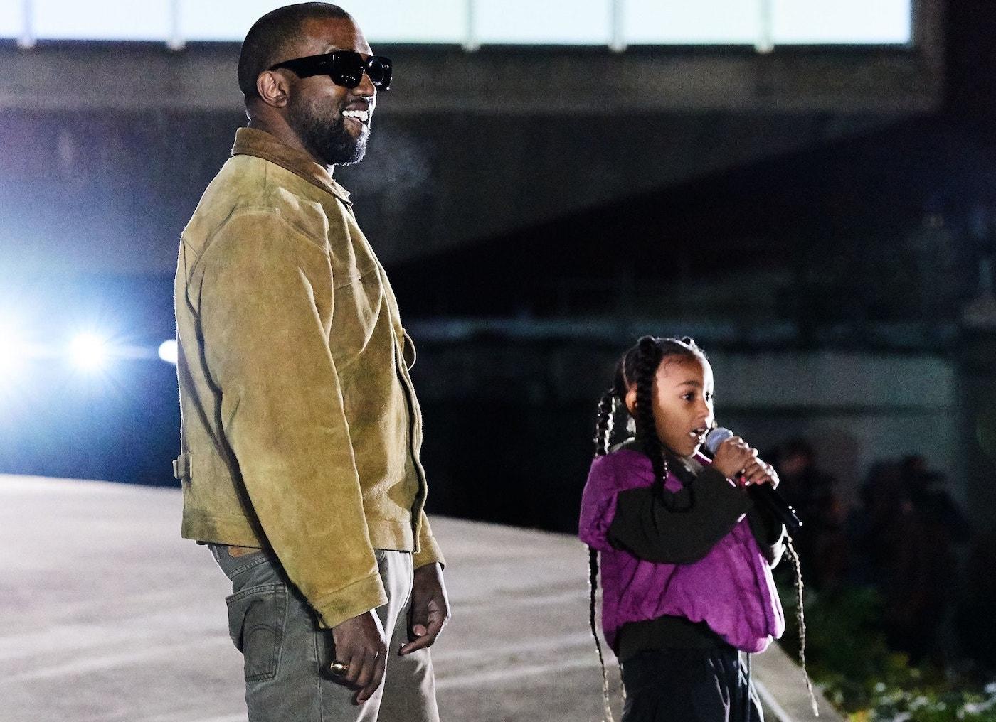 Kanye West Speaks On His YEEZY Season 8 Collection