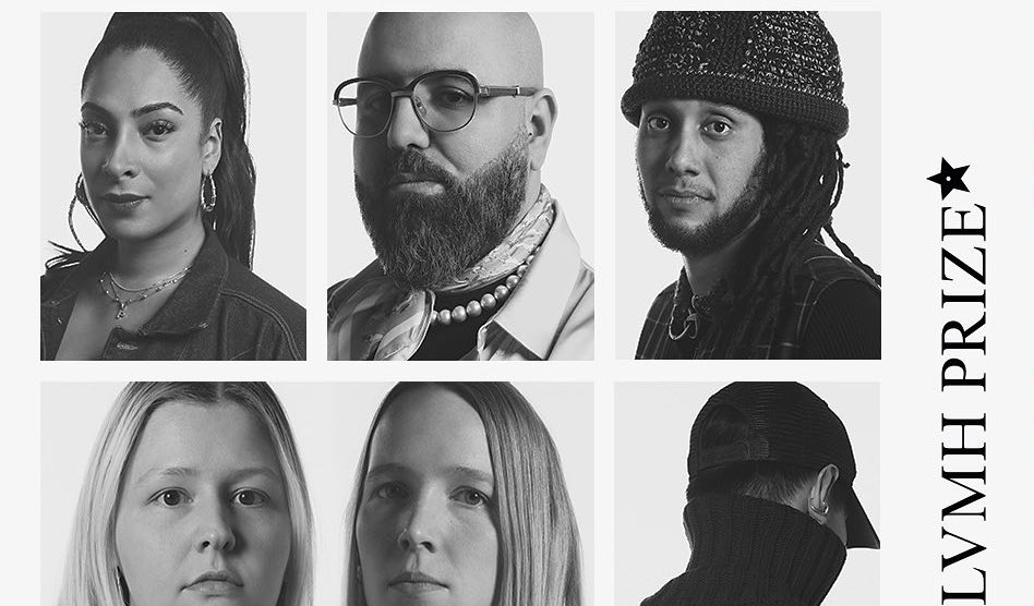 LVMH Prize for Young Designers 2020 Announces Final Eight