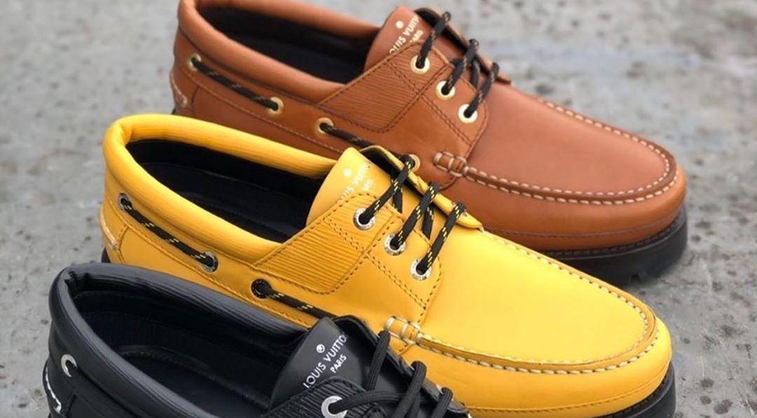 Louis Vuitton Debuts Latest Footwear Silhouette