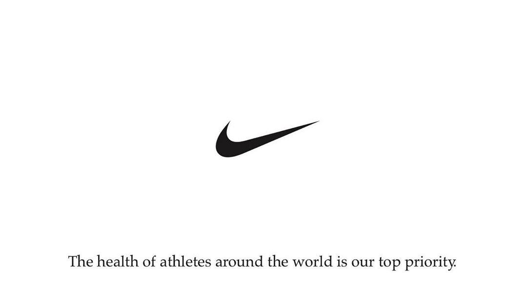 Nike To Close Stores Amid Coronavirus Pandemic