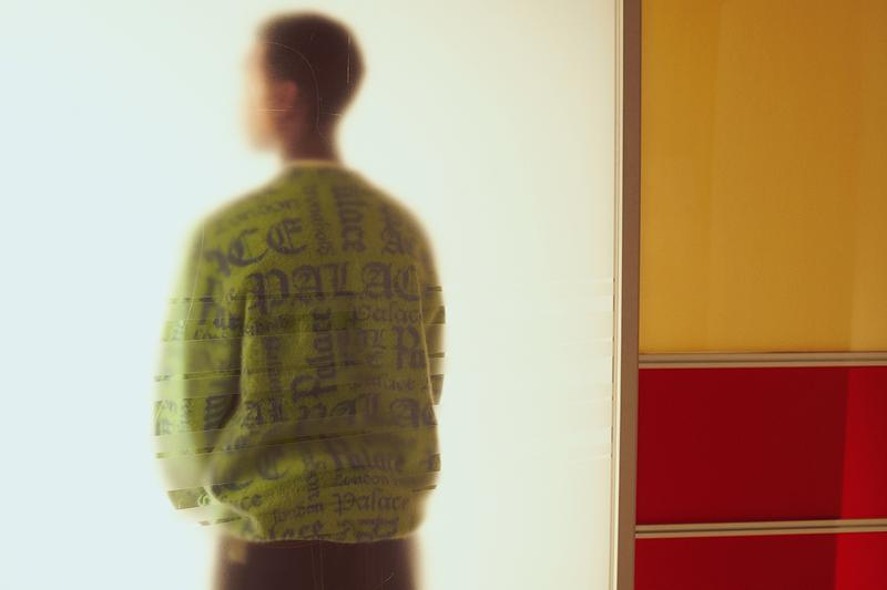 """Take A Look At Palace's """"Back to the Future"""" Spring/Summer Editorial"""