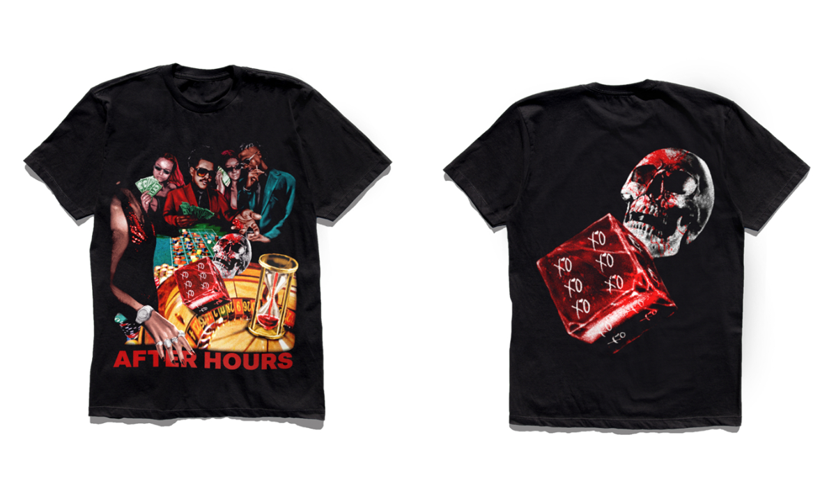 The Weeknd Drops New 'After Hours' Merch Designed by ASAP Rocky