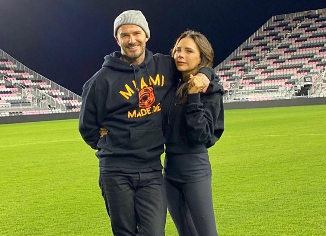 SPOTTED: David Beckham dons Billionaire Boys Club & Dior in Miami