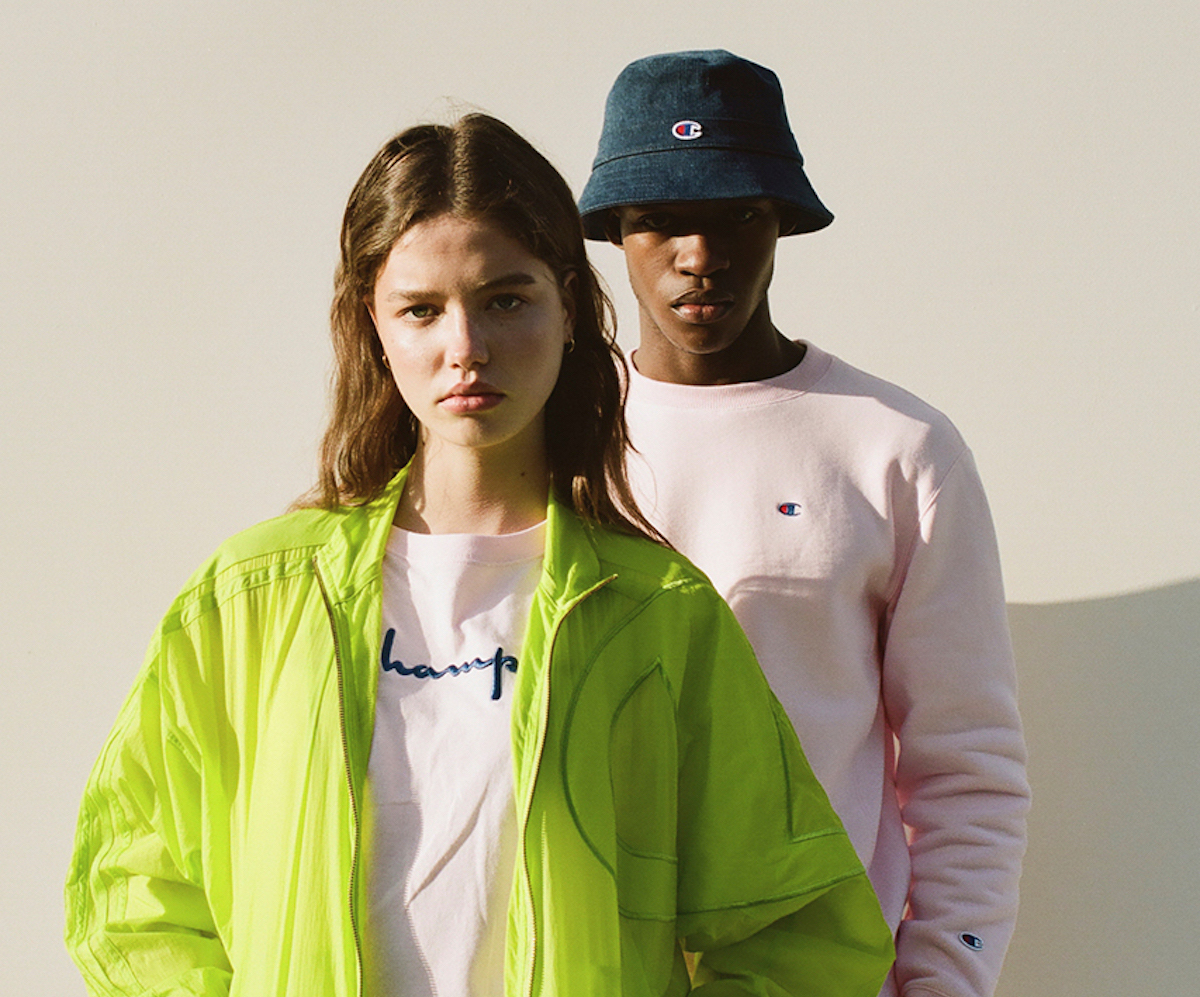 Champion Debuts Spring/Summer 2020 Premium Collection Lookbook