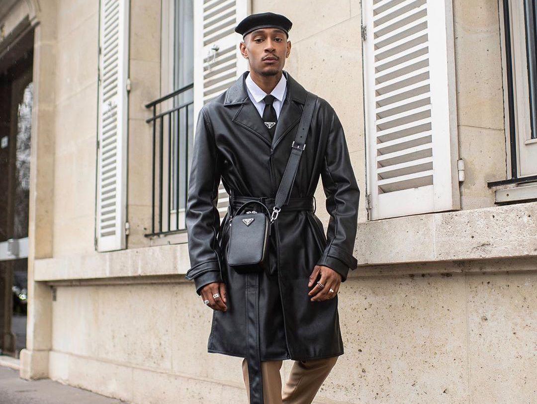 PAUSE or Skip: Prada Saffiano Leather Shoulder Bag