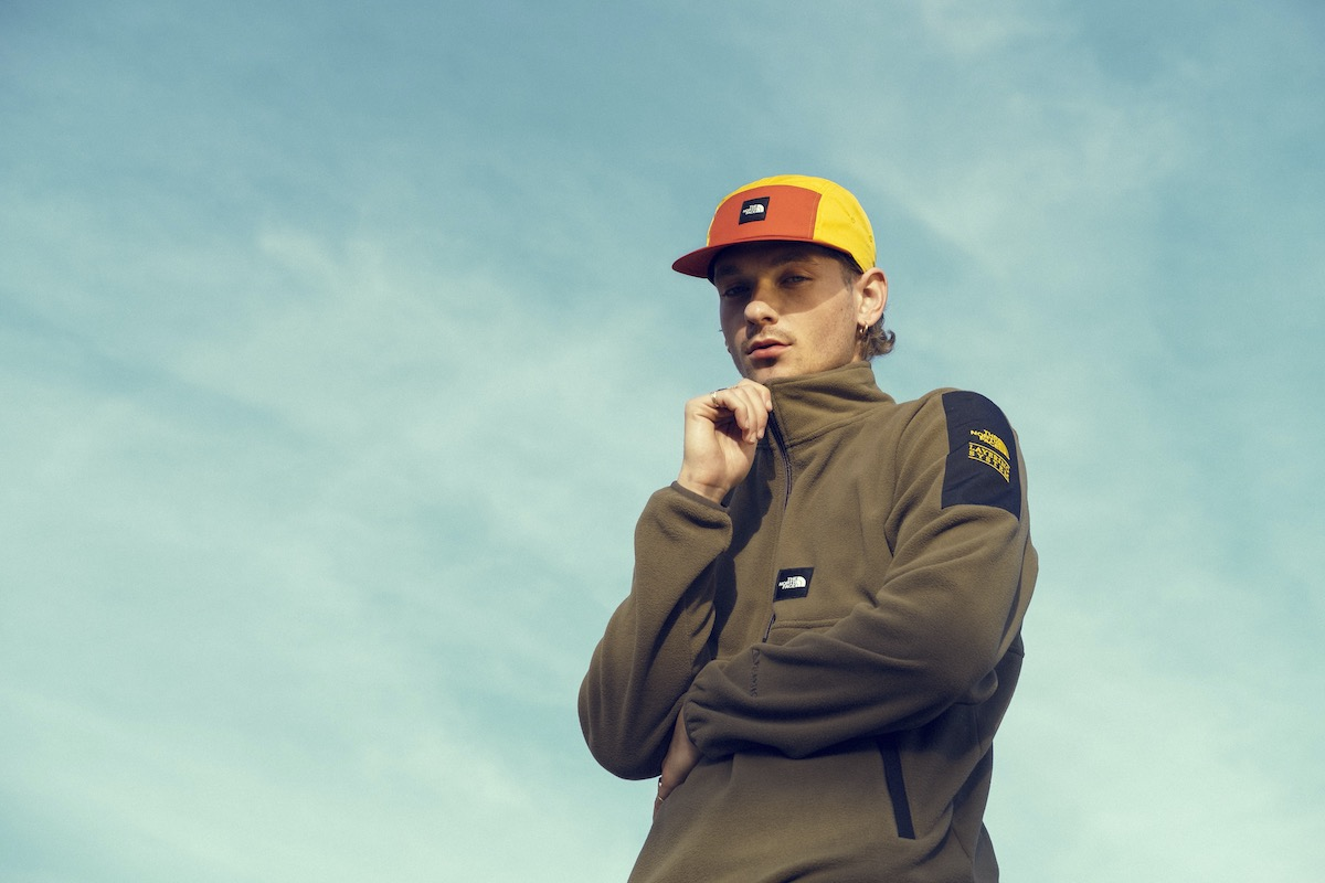 The North Face Drop 80s Inspired Retro Climb Collection