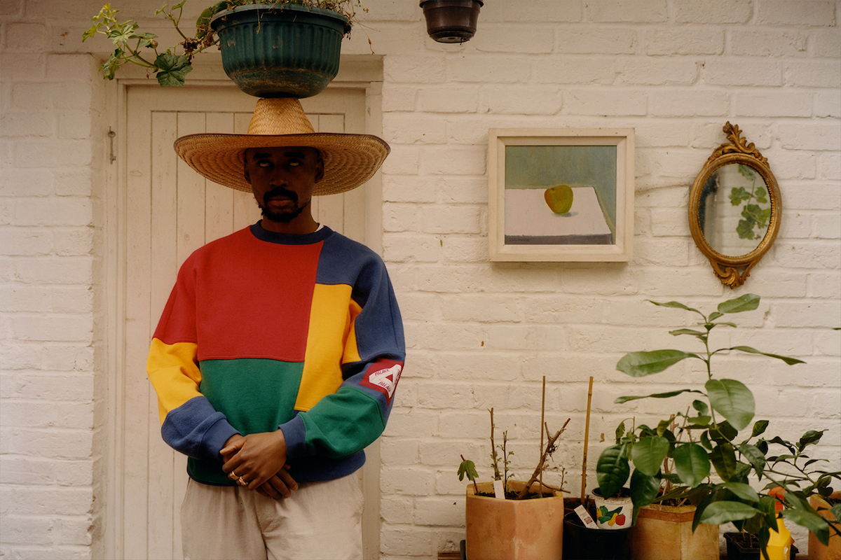 Palace head to British Countryside for Latest SS20′ Editorial