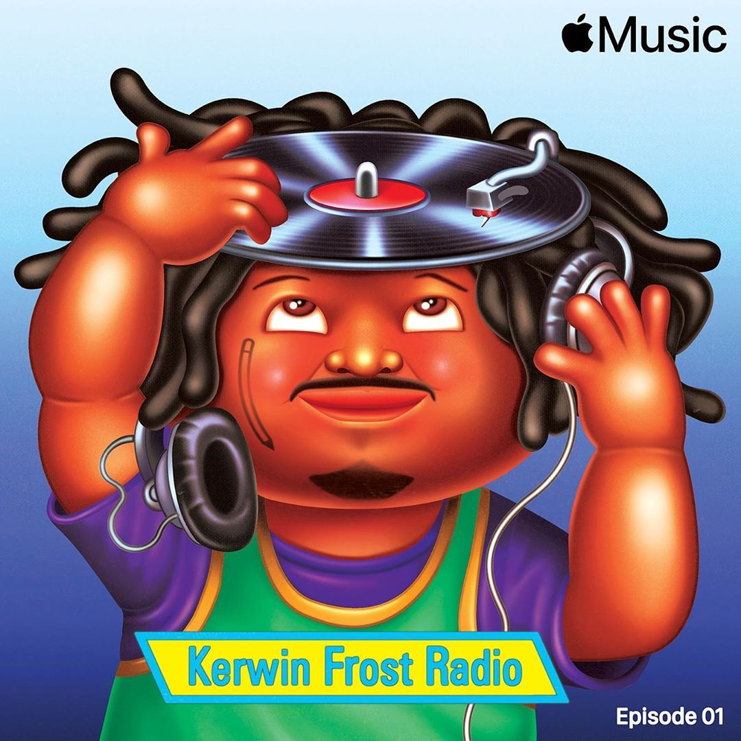 Kerwin Frost's New Radio Show Sounds Like No Other